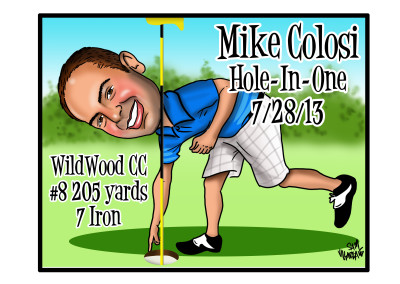 Mike Colosi, Jr.